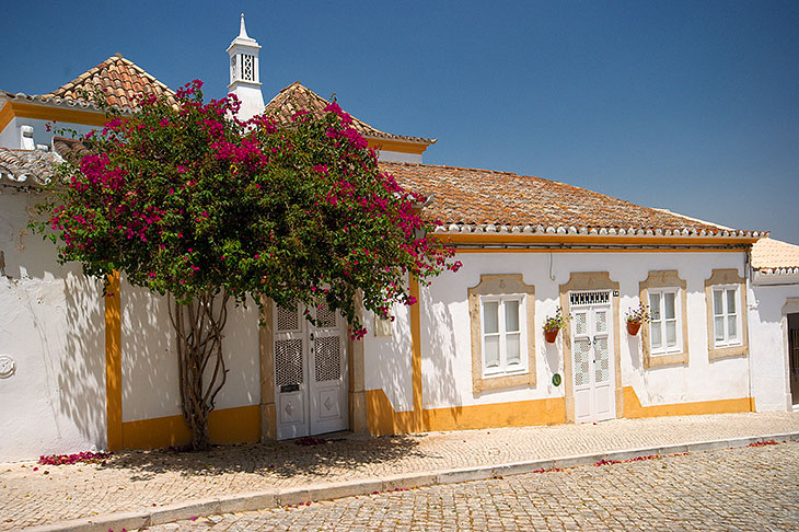 Architectuur in de Algarve