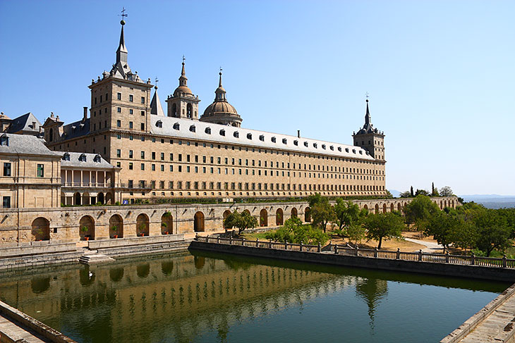 Monastery and Royal residence in El Escorial